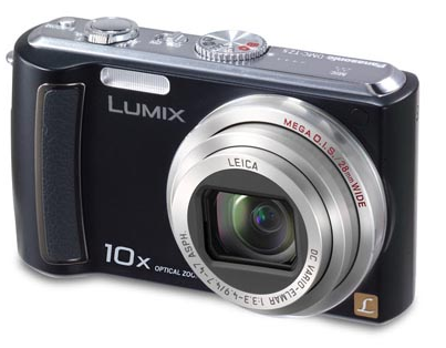 point and shoot camera lumix