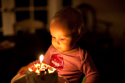 Post image for piper jane turns ONE!!
