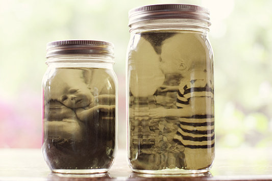 Post image for pictures in a jar